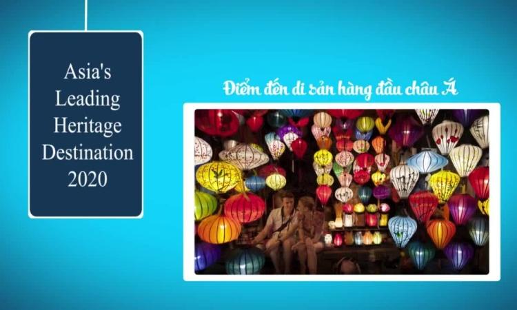 Bình chọn cho Việt Nam tại giải Oscar ngành Du lịch thế giới