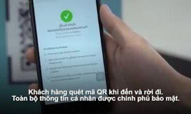 Ứng dụng giúp người Thái ăn chơi an toàn giữa Covid-19