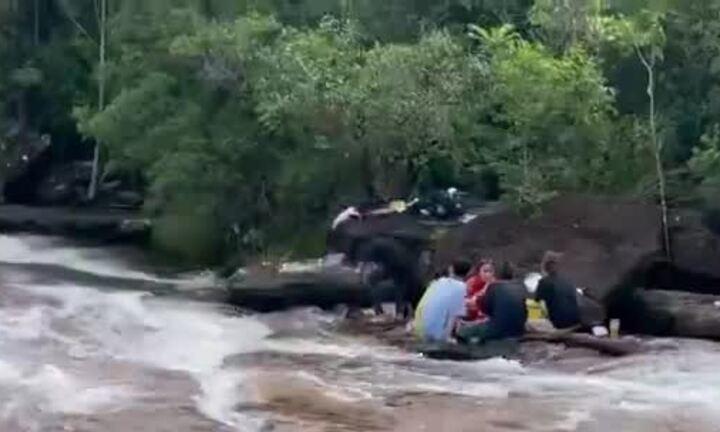 5 beautiful streams in the rainy season in pearl island