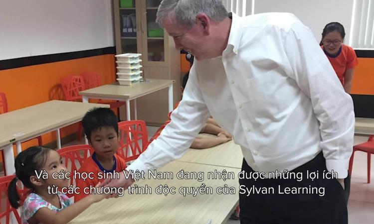 Cách tạo đam mê học tập cho trẻ của Sylvan Learning Việt Nam