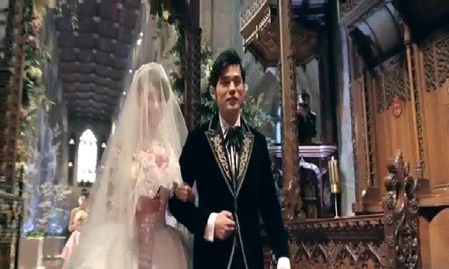 Đám cưới Châu Kiệt Luân - Côn Lăng