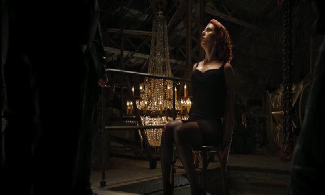 Scarlett in Avengers