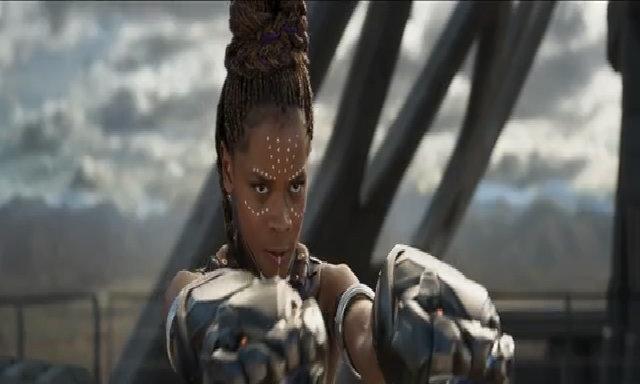 Teaser 'Black Panther'