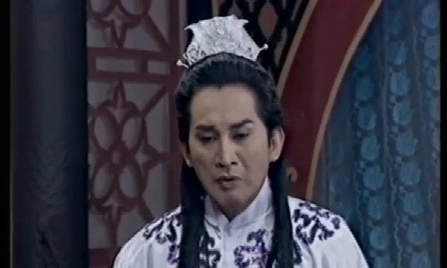 """Ngọc Huyền, Kim Tử Long trong """"Xử án Phi Giao"""" năm 2000"""
