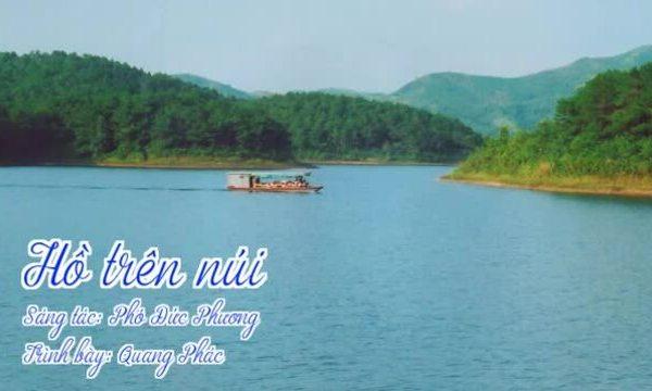 Hồ trên núi - Quang Phác