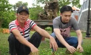 Hoài Linh khuyênDương Triệu Vũ cách làm nghệ sĩ