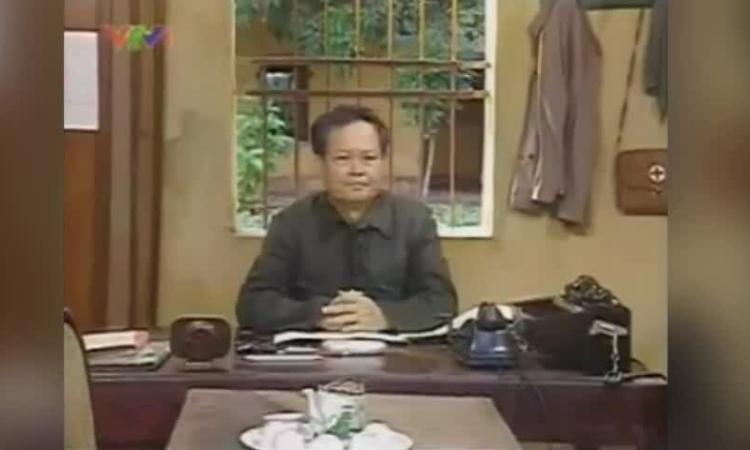 NSƯT Khôi Nguyên - Phim Bí thư tỉnh ủy
