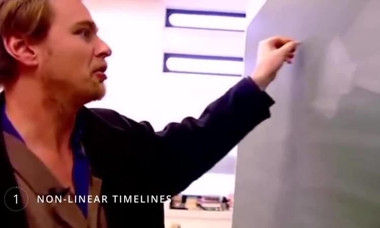 Các kể chuyện phi tuyến tính trong Memento của Christopher Nolan