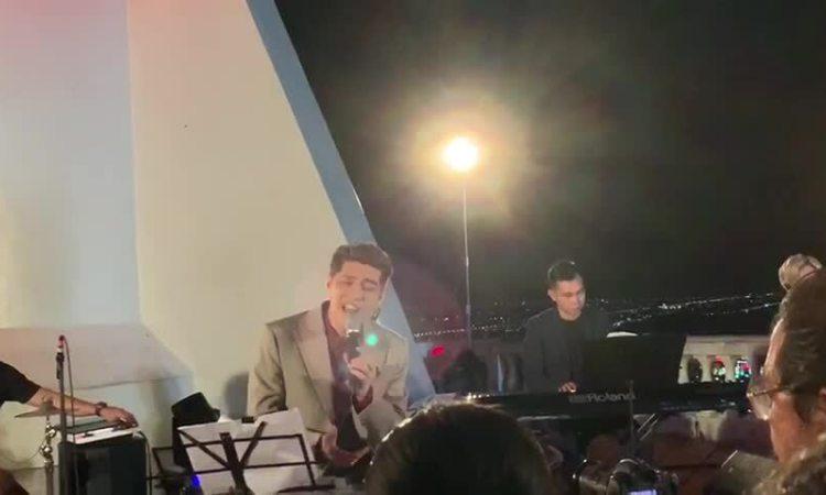 Noo Phước Thịnh hát live ở Vũng Tàu