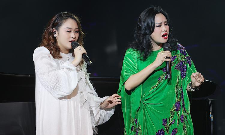 Thanh Lam hát bài 'Lời cám ơn của con'