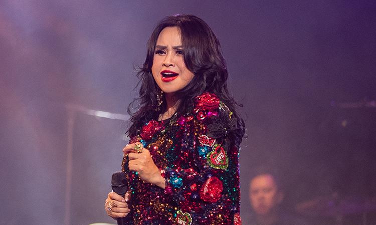 Thanh Lam hát 'Thanh xuân'
