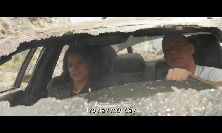 Trailer 'Fast &Furious 9'