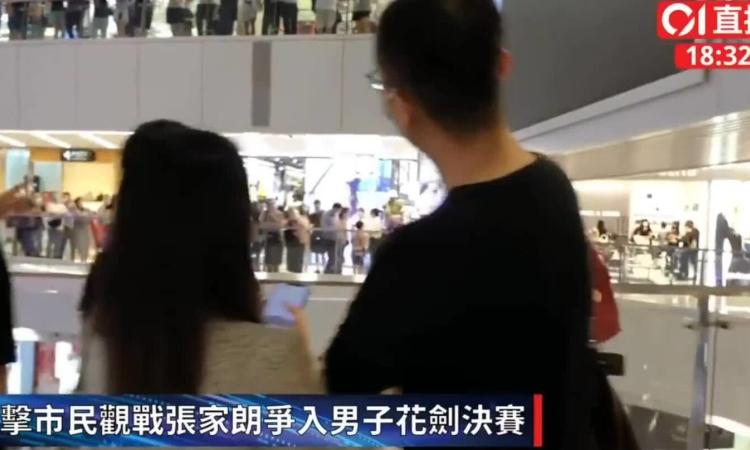 Phong cách 'Kiếm thần' Hong Kong ở Olympic