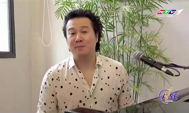 Thanh Bùi - Hoàng Quyên biểu diễn