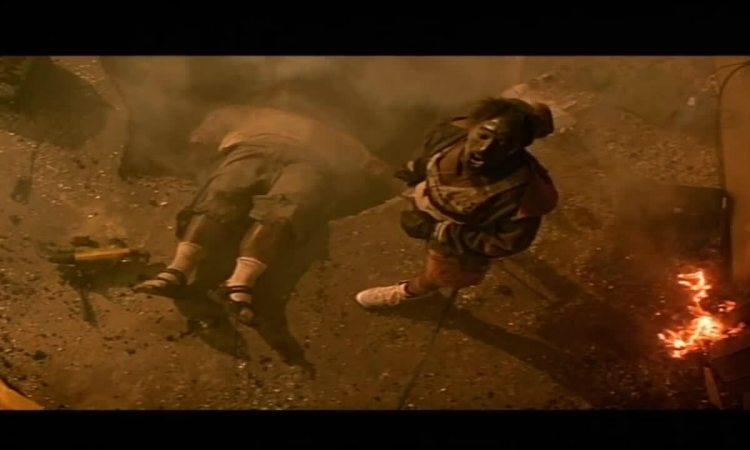 Armageddon Trailer