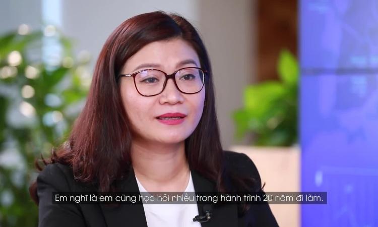 'Phụ nữ có lợi thế khi lãnh đạo doanh nghiệp'