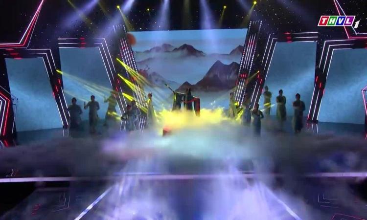 Con gái Chế Thanh hát ca khúc Thư pháp