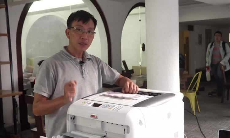 OKI tung ưu đãi đổi máy cũ lấy vàng khi mua máy in C833n