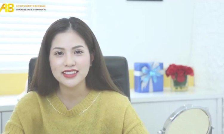 Bà xã Việt Anh bật mí quá trình nâng ngực tại Bệnh viện thẩm mỹ Kim Cương