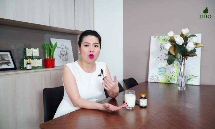 Cách giảm chứng tiền mãn kinh sau khi sinh con của diễn viên Lê Khánh