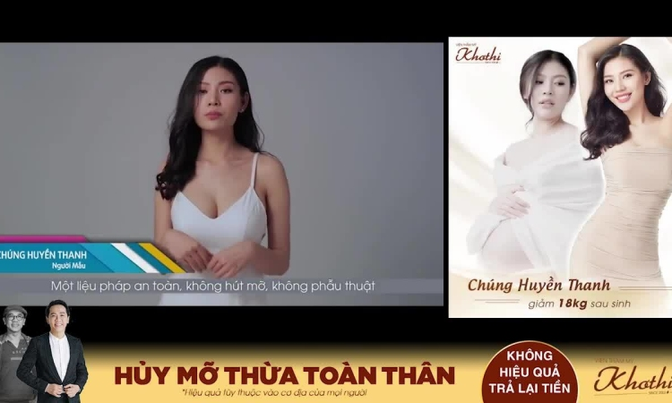 Hoa hậu thu Hoài gợi ý cách giảm cân không phẫu thuật