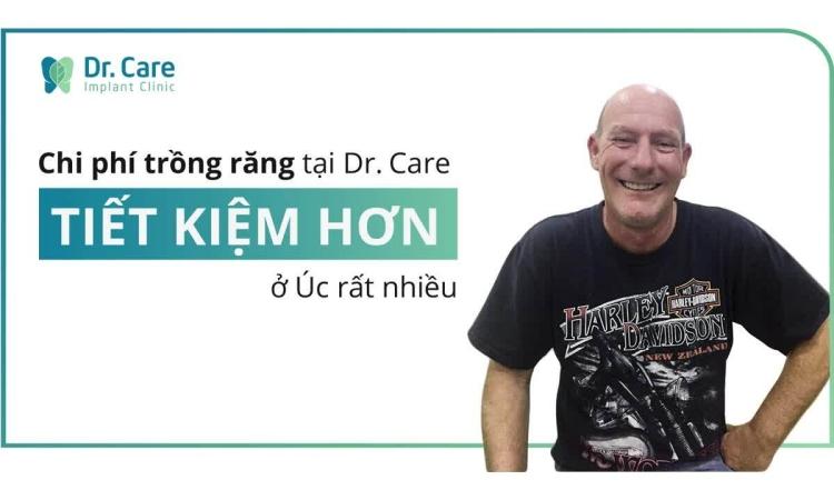 Trồng răng Implant ở Việt Nam hiệu quả cao, tiết kiệm chi phí