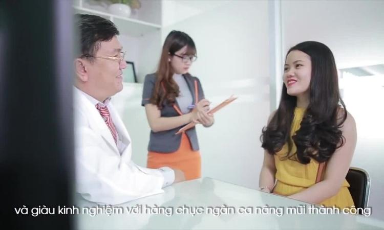 Ưu điểm khi nâng mũi tại phòng khám với bác sĩ hơn 10 năm kinh nghiệm