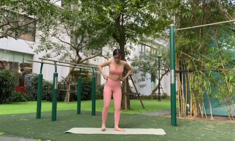 Bài tập bắp chân