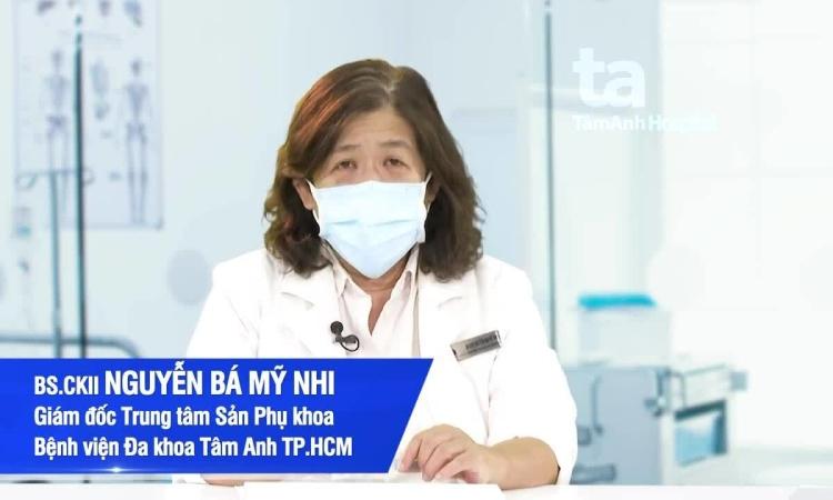 5 bài tập thở tăng cường hô hấp cho bà bầu trong Covid-19
