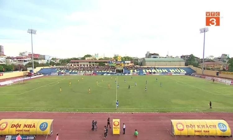 Thanh Hóa 2-0 Quảng Ninh