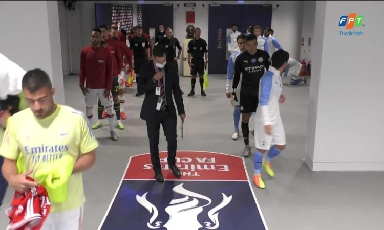 Arsenal 2-0 Man City