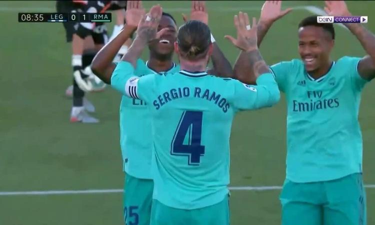 11 bàn thắng của Sergio Ramos ở mùa giải năm nay