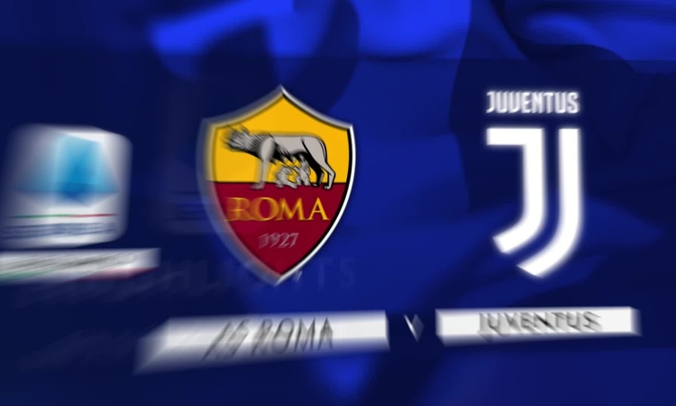 AS Roma 2-2 Juventus