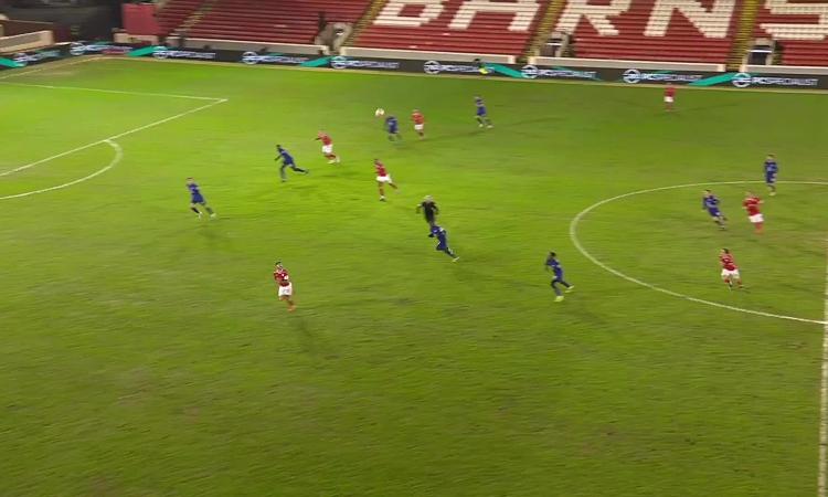 Barnsley 0-1 Chelsea
