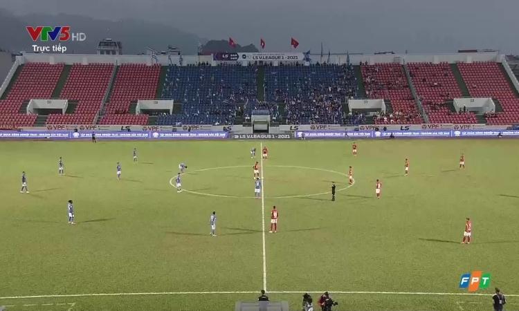 Quảng Ninh 2-0 TP HCM