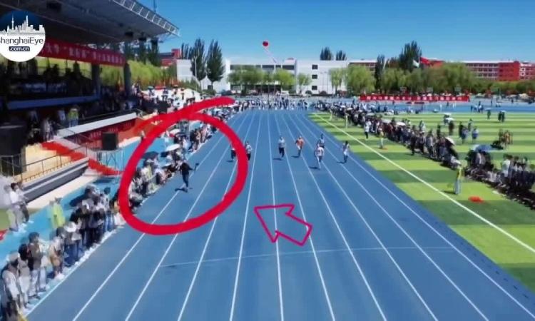 Quay phim chạy nhanh hơn vận động viên