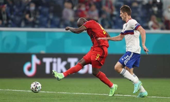 Bỉ 3-0 Nga