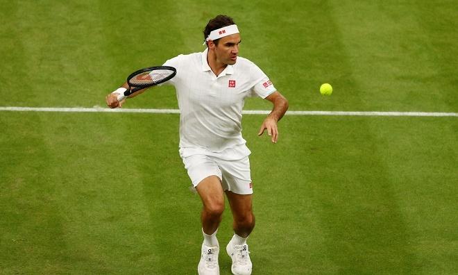 Hurkacz 3-0 Federer