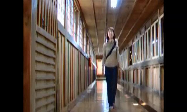 Sàn nhà 'chim họa mi' giúp chống trộm ở Nhật