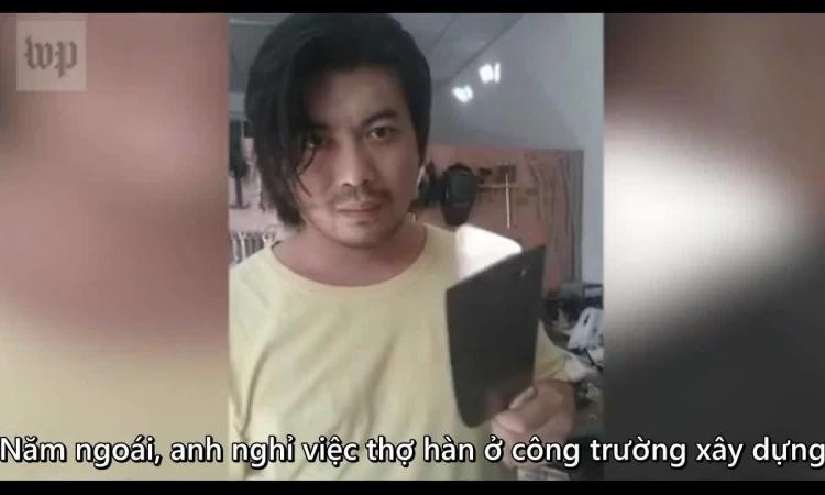 Chàng thợ hàn Trung Quốc nói về phát minh nhảm nhí