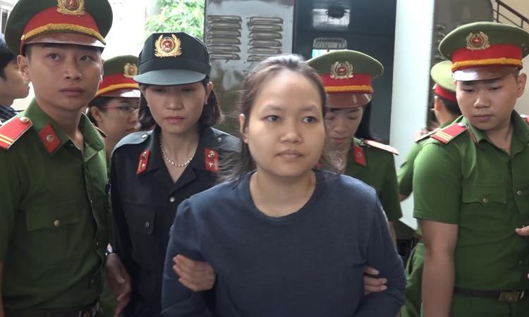Bốn phụ nữ giết người đổ bê tông thi thể hầu tòa