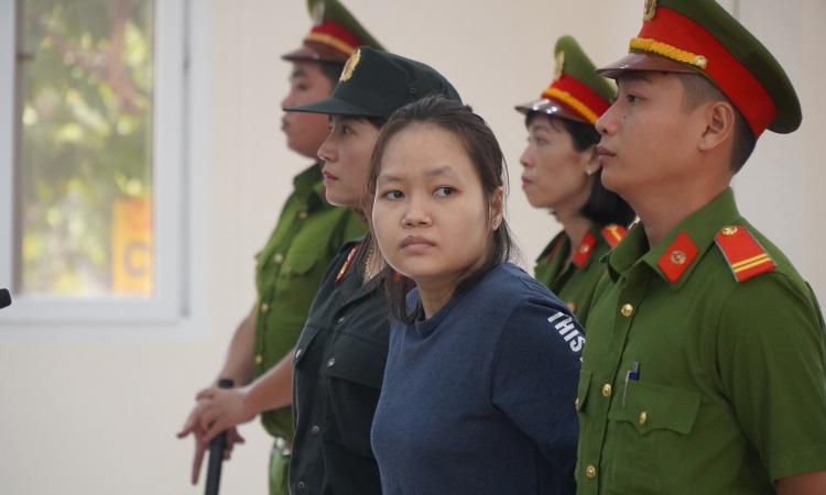 Phạm Thị Thiên Hàkhông đồng ý5 chi tiết trong bản cáo buộc