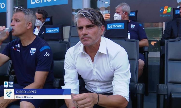 Inter Milan 6-0 Brescia