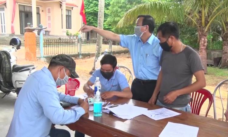 Quảng Trị xét nghiệm 14 nghìn người về từ vùng dịch