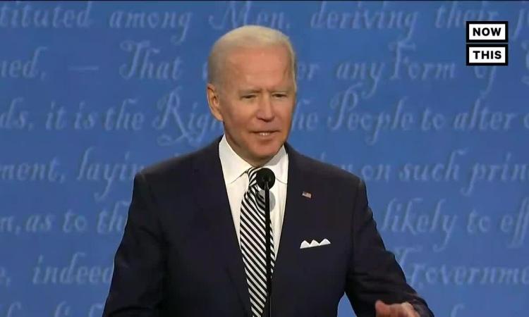 Biden nói Trump 'hoảng loạn' vì Covid-19