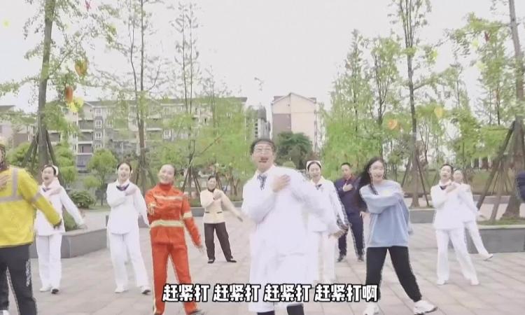 Trung Quốc sáng tác bài rap vận động người dân tiêm vaccine