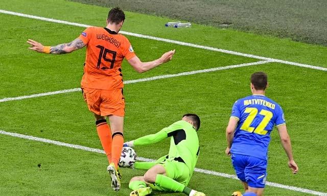 Hà Lan 3-2 Ukraine