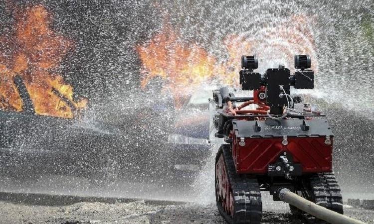 Những công nghệ giúp dập đám cháy rừng