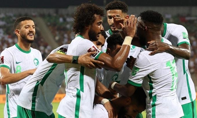 Saudi Arabia 3-2 Trung Quốc